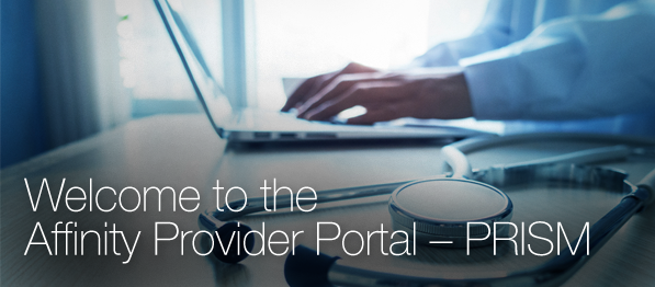 The Affinity Provider Portal is Here